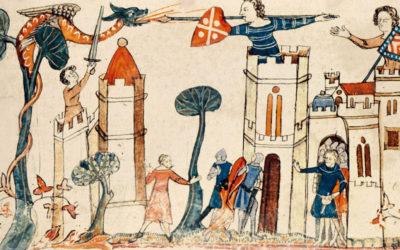 Μια περιήγηση στον μεσαιωνικό Μοριά, μέσα από θρύλους και διηγήσεις